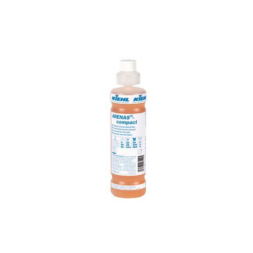 Kiehl-Unternehmens-Gruppe Kiehl ARENAS®-compact Universal-Waschmittel, Phosphatfreies, enzymhaltiges Waschmittel mit ausgezeichneter Waschleistung, 1000 ml - Flasche
