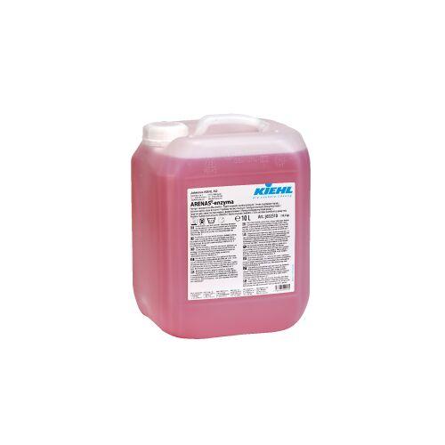 Kiehl-Unternehmens-Gruppe Kiehl ARENAS®-enzyma Waschmittel, Flüssiges enzymatisches Waschmittel, 10 l - Kanister