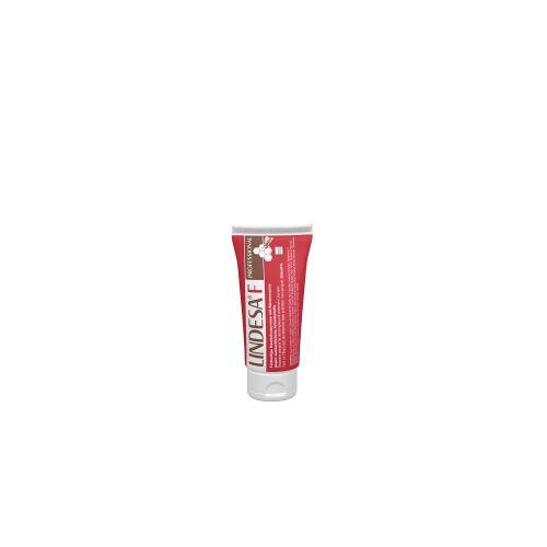 Peter Greven Physioderm GmbH LINDESA® F Hautschutzcreme, Fetthaltige Hautcreme mit Bienenwachs, 100 ml - Tube