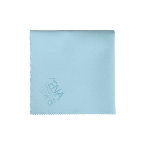 Abena Re-Seller GmbH ENA Ultra Tex PU Tuch, 38 x 37 cm, Putztuch für die fusselfreie Reinigung, 1 Packung = 5 Tücher, blau