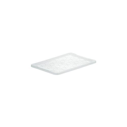 Rotho Kunststoff AG Rotho EVO EASY Deckel, Kunststoffdeckel zum Verschluss der Box, Deckel für 30-44-65 Liter Boxen