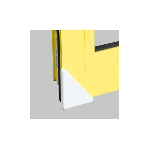 reer GmbH reer Eckenschutz, für Fenster, Kunststoff Kantenschutz schützt vor spitzen Ecken, Farbe: weiß