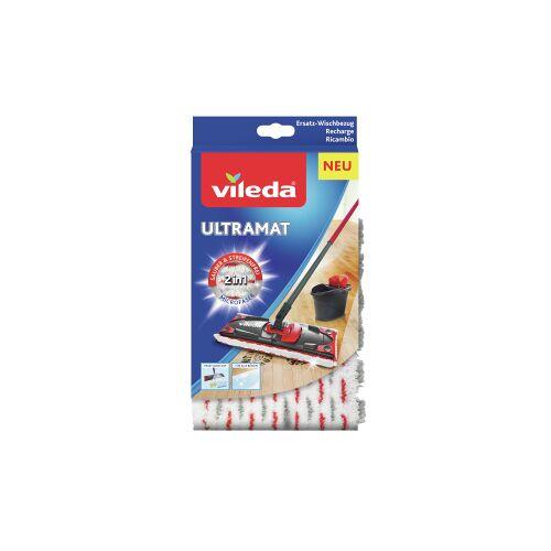 Vileda GmbH Vileda UltraMat Ersatzbezug, Ersatzbezug zum UltraMat System, 1 Packung = 1 Stück