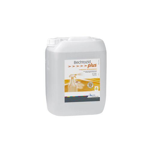 Alfred Becht GmbH Bechtozid Plus Sprühdesinfektion, duftneutral, Für die schnelle Flächendesinfektion, 10 l - Kanister