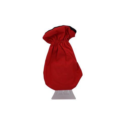 Eiskratzer mit Handschuh, Scheibenkratzer für warme Finger beim Kratzen, 1 Stück, farbig sortiert