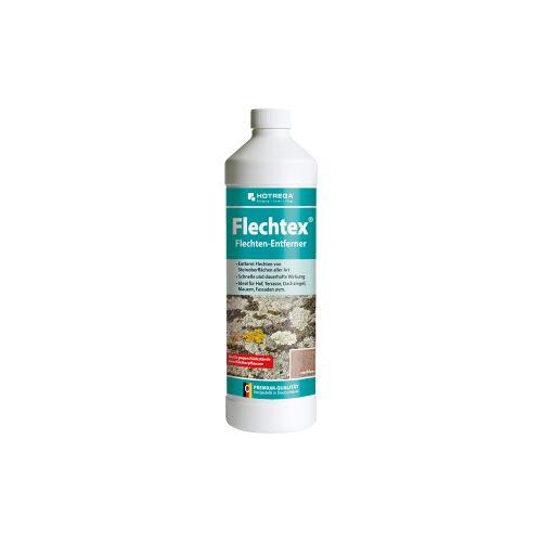 HOTREGA® GmbH HOTREGA® Flechtex Flechtenentferner, Reiniger zur Entfernung Flechten von Steinoberflächen aller Art, 1 Liter - Flasche