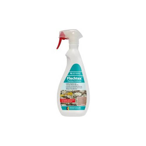 HOTREGA® GmbH HOTREGA® Flechtex Flechtenentferner, Reiniger zur Entfernung Flechten von Steinoberflächen aller Art, 750 ml - Flasche