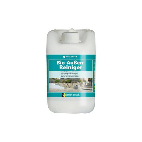 HOTREGA® GmbH HOTREGA® Bio-Außenreiniger, Tiefenwirksamer Bioreiniger für alle Stein- und Holzflächen, 5 Liter - Kanister