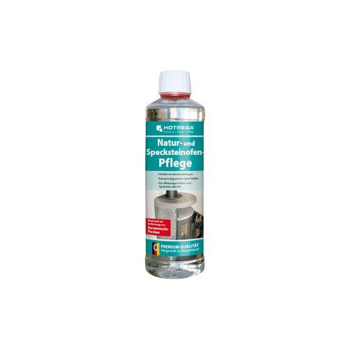 HOTREGA® GmbH HOTREGA® Natur- und Specksteinofen-Pflege, Tiefenwirksamer Spezialreiniger für Specksteinöfen, 500 ml - Flasche