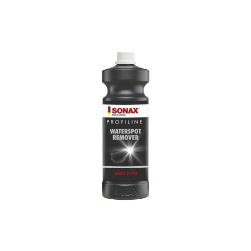 Sonax GmbH SONAX PROFILINE Waterspot Remover Wasserfleckenentferner, Zur Entfernung von eingetrockneten Kalk- und Wasserflecken, 1 Liter - Flasche