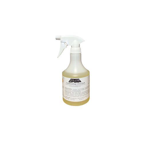 OPTAN Toilettenpflege, Citrusduft, Sanitärparfüm mit Langzeit-Duftnote, 0,5 Liter - Sprühflasche