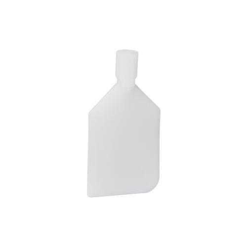Vikan GmbH Vikan Rührlöffelblatt, 220 mm, Schaber für das Entleeren von Behältern und Töpfen, Material: Polyethylen, weiß