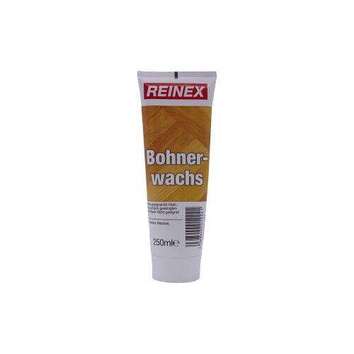 Reinex Chemie GmbH Reinex Bohnerwachs, Bohnerwachs für lösemittelbeständige Böden, 250 ml - Tube