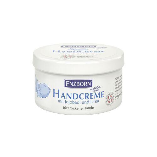 Ferdinand Eimermacher GmbH & Co. KG ENZBORN® Handcreme mit Jojobaöl  und UREA, Glättet die Haut spürbar, 250 ml - Dose
