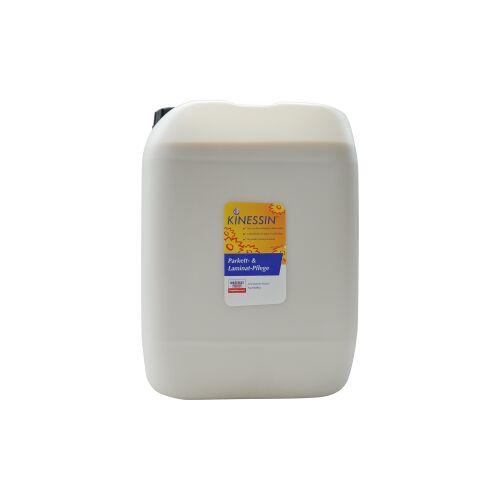 SCHWEIZER EFFAX GMBH KINESSIN Parkettpflege / Laminatpflege, reinigt und schützt versiegelte Parkettböden, 20 l - Kanister