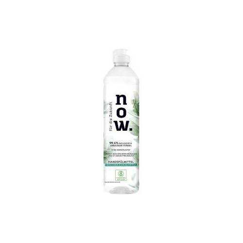 Colgate Palmolive GmbH (CP GABA GmbH) Palmolive NOW Handspülmittel, 0,55 Liter, Spülmittel für empfindliche und sensible Haut, Eukalyptus