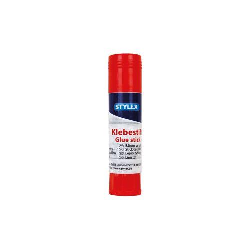 STYLEX Schreibwaren GmbH STYLEX® Klebestift, Paste, Kleber ideal für den schulischen Gebrauch, 1 Stift = 8 g