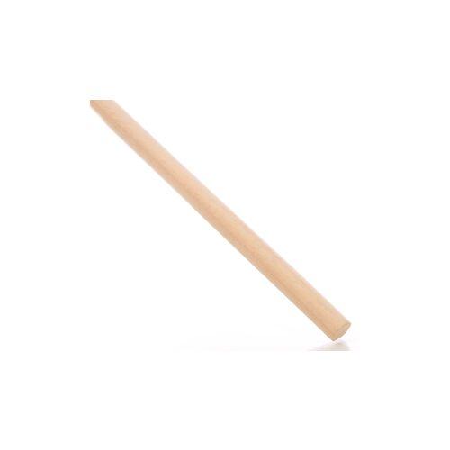Gerätestiel, Holz, Durchmesser:  28 mm, Länge: 200 cm, Durchmesser: 28 mm