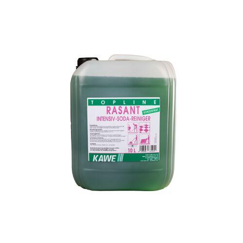 KAWE GmbH & Co. KG KAWE Rasant Intensiv-Bodenreiniger, Intensiv - Bodenreiniger, 10 l - Kanister