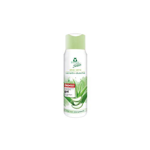Rex Frosch Senses Sensitiv-Dusche Duschgel, Besonders hautschonende Duschpflege, 300 ml - Flasche, Aloe Vera