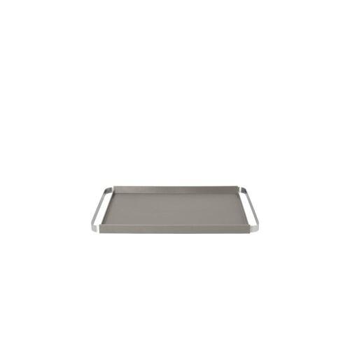 Blomus GmbH Blomus PEGOS Tablett, modernes, rechteckiges Tablett aus Silikon, 1 Stück - satellite