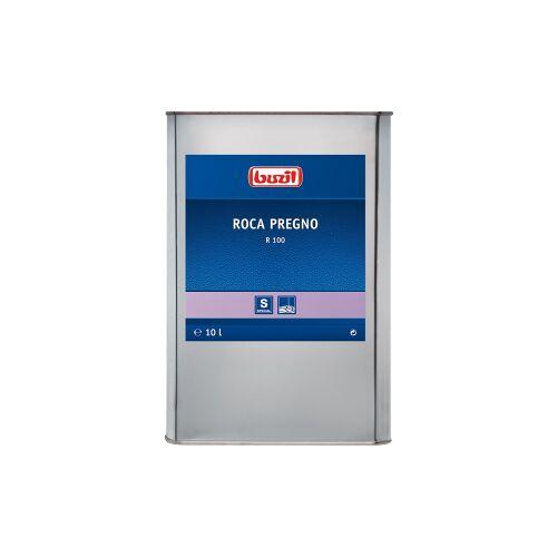 Buzil GmbH & Co. KG Buzil ROCA pregno R 100 Steinimprägnierung, Für die Imprägnierung von offenporigen und saugfährigen Steinoberflächen, 10 l - Kanister