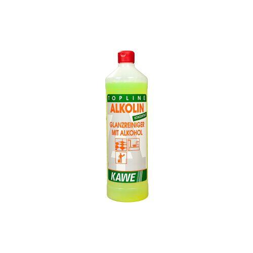 KAWE GmbH & Co. KG KAWE Alkolin Glanzreiniger mit Alkohol, Alkoholglanzreiniger, 1000 ml - Flasche