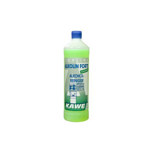 KAWE GmbH & Co. KG KAWE Alkolin Forte Glanzreiniger mit Alkohol, Alkohol-Reiniger, 1000 ml - Flasche