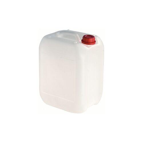 Teko-Plastic Kunstoffwerke E. Schröck GmbH Camping-Wasserkanister, weiß, aus Kunststoff, leerer Kanister, 10 Liter - Kanister