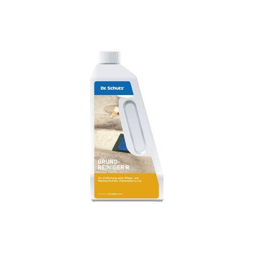 Cc Dr. Schutz® Grundreiniger R, Reiniger für die Grundreinigung von elastischen Böden, 750 ml - Flasche