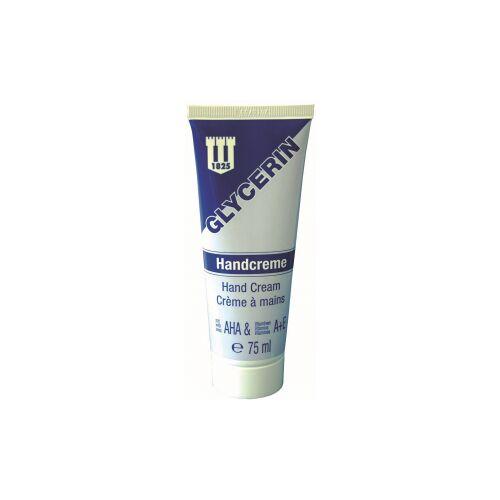 DREITURM GmbH Dreiturm GLYCERIN Handcreme, optimale Pflege von rauen und trockenen Hände, 75 ml - Tube