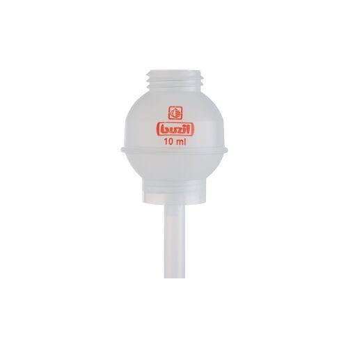 Buzil GmbH & Co. KG Buzil Dosierkugeln, transparent, für 1000 ml - Buzil-Flaschen, H 618 Dosierkugel 10 ml