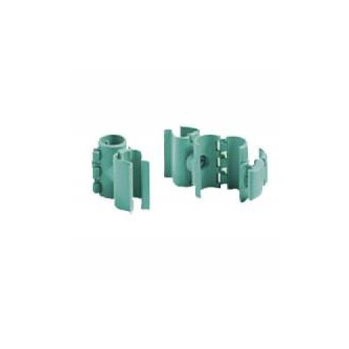 TTS Tecno Trolley System TTS Stielhalter Kunststoff für Holmbefestigung, passend für alle Green Systemwagen, 1 Stück