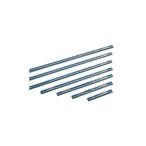 meiko Textil GmbH Meiko Fensterwischer-Schienen, Ersatzschienen mit Gummi, Länge: 25 cm