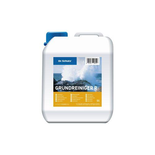 Cc Dr. Schutz® Grundreiniger R, Reiniger für die Grundreinigung von elastischen Böden, 5 l - Kanister