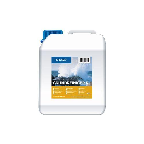 Cc Dr. Schutz® Grundreiniger R, Reiniger für die Grundreinigung von elastischen Böden, 10 l - Kanister