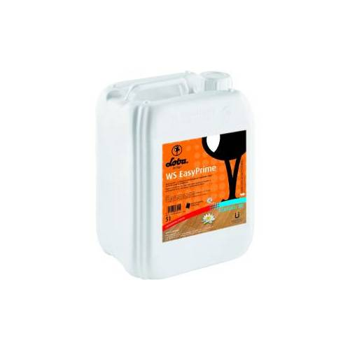 LOBA GmbH & Co. KG LOBA LOBADUR® WS EasyPrime Grundierung, Schnelltrocknende wässrige Roll- und Spachtelgrundierung, 5 l - Kanister