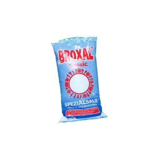 Fein Broxal Regeneriersalz, fein, Spezial Siedesalz für Spülmaschinen, 2 kg - Beutel