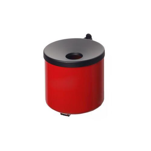 VAR GmbH VAR Wandascher WH 10, Inhalt: ca. 0,6 Liter, Farbe: rot