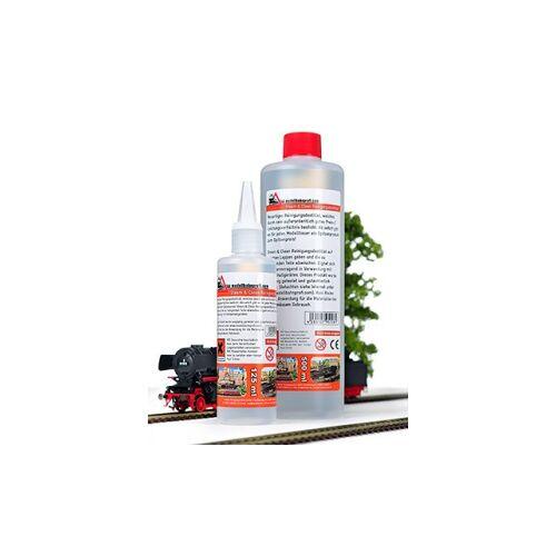 HOEBINK Reinigungsmittel GmbH Steam & Clean Dampfdestillat, neues, realitätsbezogenes Dampfdestillat, 125 ml - Flasche