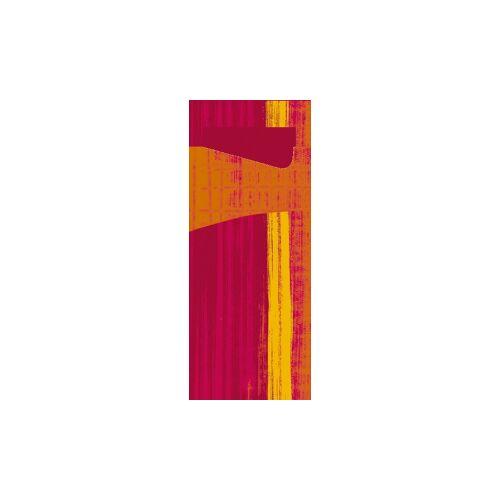 Duni GmbH & Co. KG DUNI Sacchetto Motiv Serviettentaschen, Bestecktaschen inklusive Servietten, 1 Karton = 5 x 100 Stück = 500 Stück, Muster: Gustav