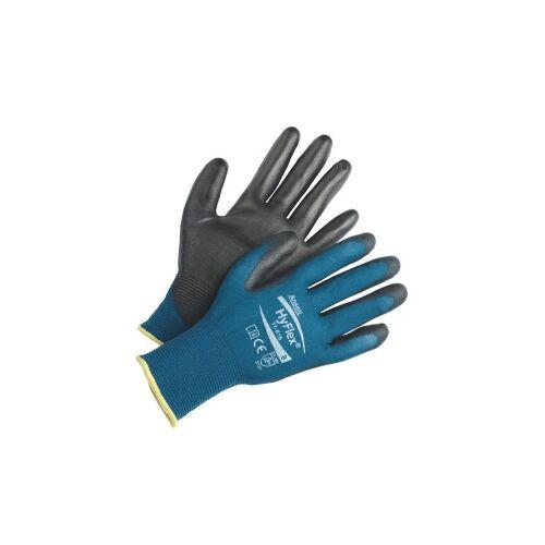 Ansell Healthcare Europe Ansell Handschuh HyFlex® 11-616, Schutzhandschuh trägt sich wie eine zweite Haut, 1 Paar, Größe 8