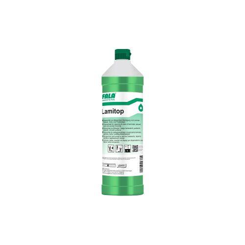FALA-Werk Chemische Fabrik GmbH FALA Lamitop Bodenreiniger, Reinigung von Laminat-, Parkett-, Kork-, Holzböden, 1000 ml - Flasche