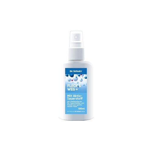 Cc Dr. Schutz® Fleck & Weg + Fleckentferner, Fleckentferner entfernt wasserlösliche und -unlösliche Flecken, 100 ml - Flasche