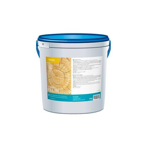 eukula® Strato 110 Fugenkittpulver, Wasserlösliches Fugenkittpulver, 5 l - Eimer, Farbton: Eiche