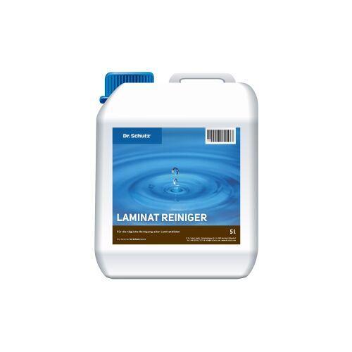 Cc Dr. Schutz® Laminat Reiniger, Neutralreiniger für die Reinigung aller Laminatböden, 5 l - Kanister