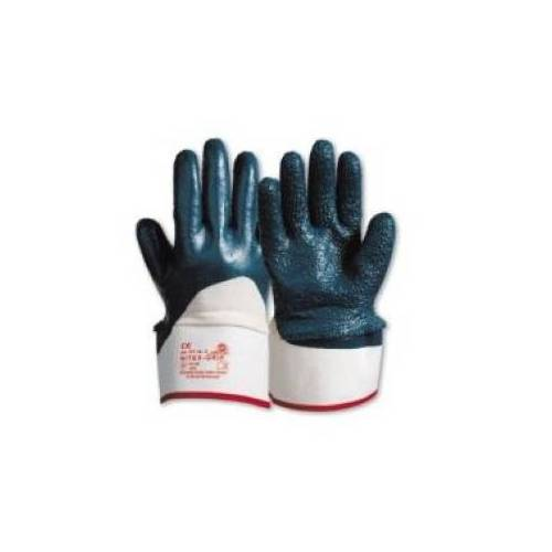 KCL GmbH KCL Nitex® Grip 177 Schutzhandschuhe, Schutzhandschuh für hohe mechanische Belastungen, 1 Paar, Größe 10