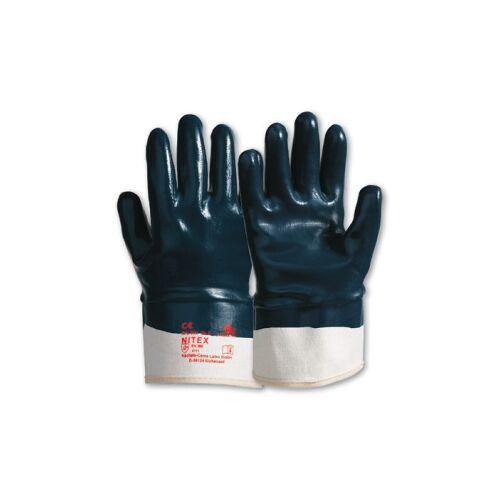 KCL GmbH KCL Handschuh Nitex® 309, für grobe mechanische Arbeiten, 1 Paar, Größe 10