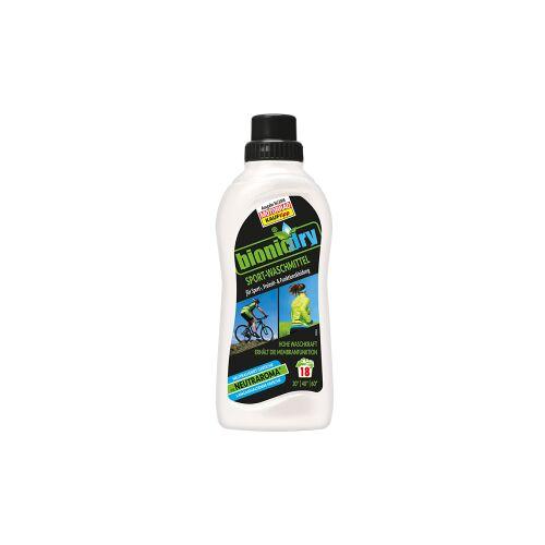 Rex BIONICDRY Sport-Waschmittel, Hohe Waschkraft für empfindliche Sport- und Funktionskleidung , 750 ml - Flasche für ca. 18 Waschladungen