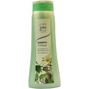 La Ligne Hair Shampoo 7-Kräuter, Für normales und leicht fettendes Haar, 500 ml - Flasche
